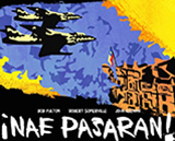 Nae Pasaran! cover