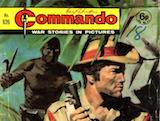 Commando comic