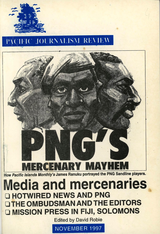 PJR cover v4 November 1997