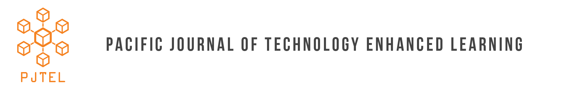 Logo for the Pacific Journal of Technology Enhanced Learning