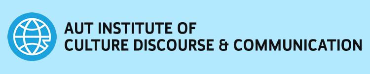 AUT Institute of Culture Discourse & Communication banner image